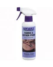 NIKWAX tkanina i skóra spray on 300ml