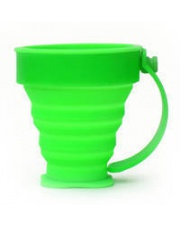 ROCKLAND/ Kubek silikonowy 200 ml/green