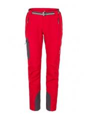 Spodnie Trekingowe Milo Vino czerwone