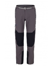 Spodnie Trekingowe Milo Brenta Szare/szare zamki