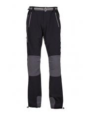 Spodnie trekingowe Milo Gabro/czarne