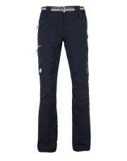 Damskie spodnie trekingowe Milo Tacul lady/czarne