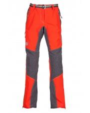 Spodnie trekingowe Milo Atero lady/pomarańczowe