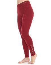 Spodnie damskie EXTREME WOOL Brubeck/burgund