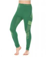 Spodnie damskie DRY Brubeck/zielony-limonka