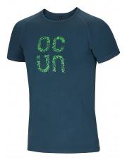 Koszulka Ocun Bamboo T Gear - slate blue
