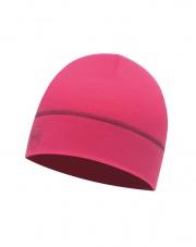 Czapka BUFF Lightweight Merino Wool Hat SOLID WILD PINK
