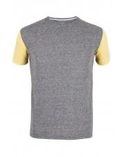 Koszulka męska Milo Lasho/periscoe grey/dark grey