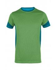 Koszulka męska Milo Are/green-turquoise