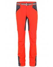 Spodnie trekingowe Milo Marre/cherry tomato red-black