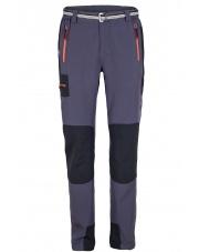 Spodnie trekingowe męskie Milo Gabro/periscope grey/dark grey