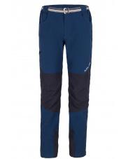 Spodnie Trekingowe Męskie Milo Tacul Granatowe