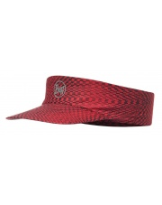 Daszek Pack Run Visor Buff® R-Jam Red