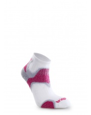 Skarpety Bridgedale CoolFusion Run Speed Diva - dusky pink