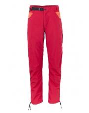 Spodnie wspinaczkowe Aki czerwone