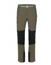 Spodnie Trekingowe Milo Tacul Dark Olive Black