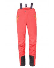Spodnie membranowe Milo Gaja Pants czerwone