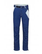 Spodnie wspinaczkowa VELIM jeans blue/blue sea