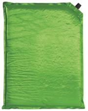 Siedzisko, poduszka samopompujące zielone
