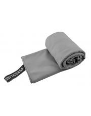 Ręcznik szybkoschnący Rockland M szary