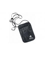 Saszetka Security Wallet II black