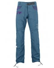 Spodnie wspinaczkowe damskie AKI LADY bijou blue/blue nights