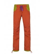 Spodnie wspinaczkowe damskie POHA LADY brick/dark green