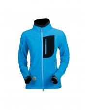 Softshell damski CHILL LADY blue