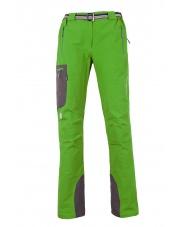 Spodnie trekingowe damskie Vino/zielono-szare