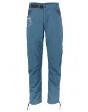 Spodnie wspinaczkowe męskie  AKI bijou blue/blue nights