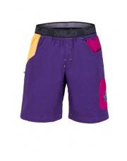 Spodenki wspinaczkowe  ZOVEE SHORT dark violet/purple potion