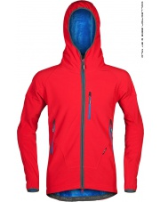 Softshell KOOLS red/blue