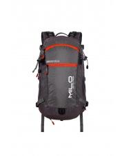 Plecak Milo Coroico 25+3 L grey/burgundy
