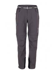 Spodnie trekingowe Maloja szare