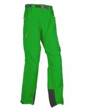Spodnie trekingowe Milo Maloja/zielone