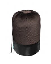 Worek kompresyjny Mesh black 30x45cm