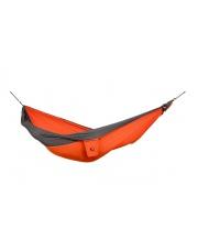 Hamak podwójny orange/dark grey TickeToTheMoon