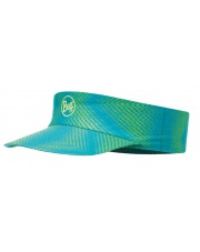 Daszek BUFF Pack Run Visor R-Shining Turquoise