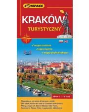 Mapa Kraków turystyczny