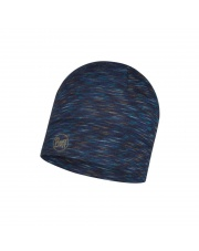Czapka Buff Lightweight Merino Wool Hat DENIM MULTI STRIPES