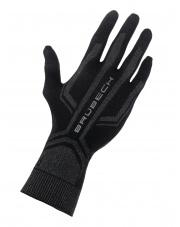 Rękawiczki termoaktywne Brubeck czarne