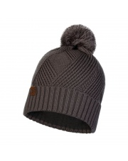 Czapka Buff Knitted & Fleece Hat Raisa GREY CASTLEROCK