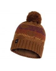 Czapka Buff Knitted & Fleece Hat Garid TUNDRA KHAKI