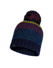 Czapka Zimowa Buff Knitted & Fleece Hat Stig NIGHT BLUE