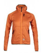 Damska bluza techniczna Milo Ane turmeric orange