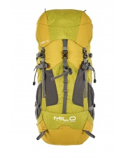 Plecak Milo TIMMIT 45 lime green/deep red