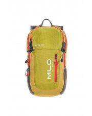 Plecak Milo PUYO 20 lime green/deep red
