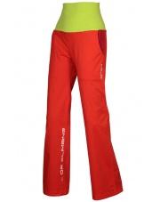 Damskie spodnie wspinaczkowe TACTO LADY orange