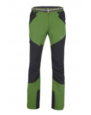Spodnie trekingowe damskie Milo TENALI LADY forest green/titanium grey