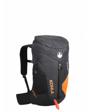 Plecak Kohla Active 26L - caviar/red orange